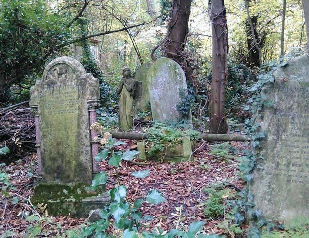 Cutbush Grave