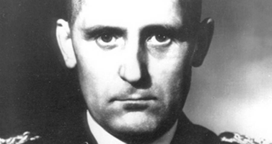 Heinrich Müller Portrait