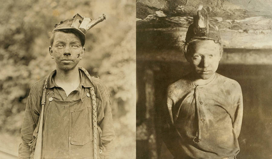 Child Miner In West Virginias