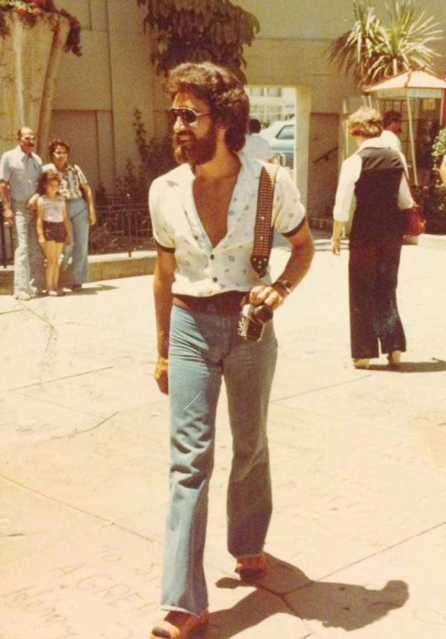 40 Cool Men Snaps That Defined The 1970s Male Fashion Vintage News