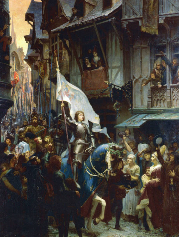 Joan of Arc Enters Orlean