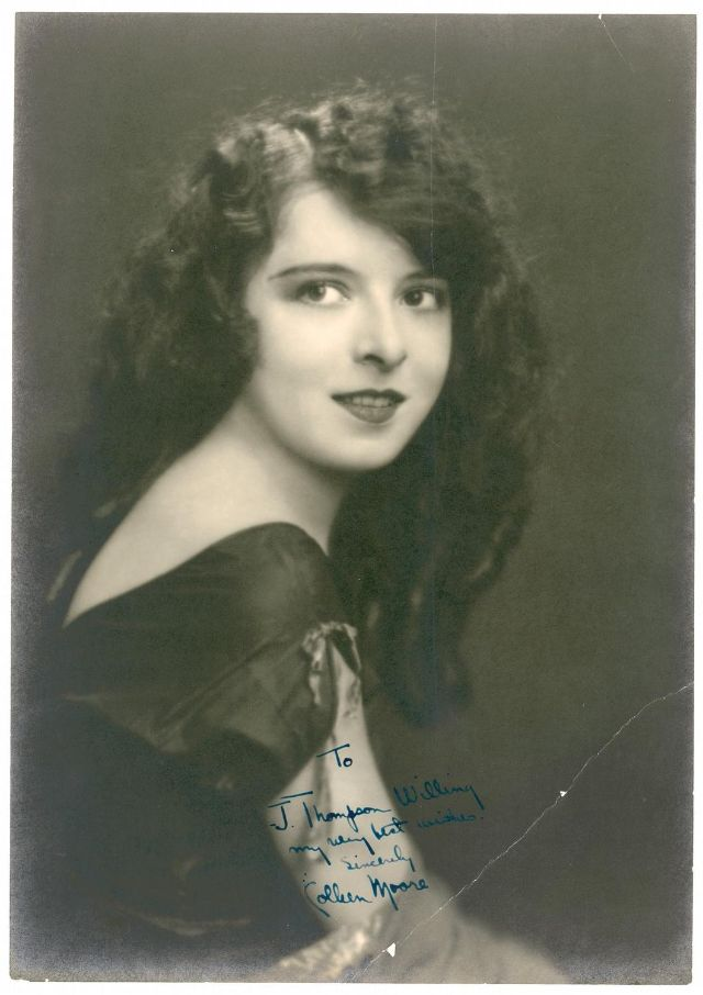 Colleen Moore The Girl Who Personified The Flapper Of