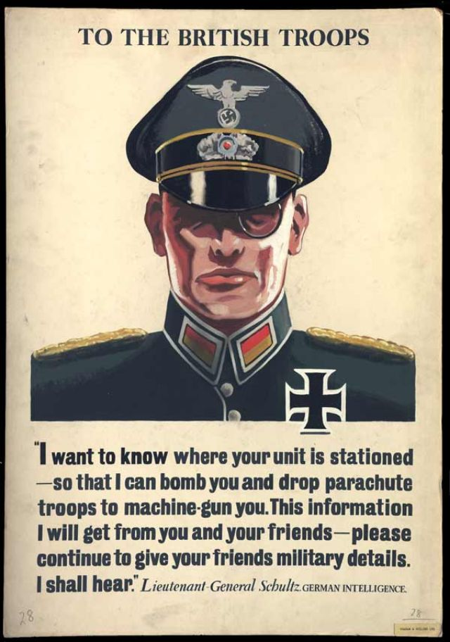 25 Incredible British Propaganda Posters During World War ...