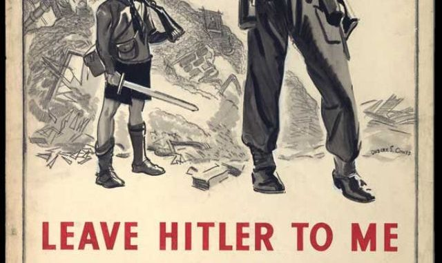 25 Incredible British Propaganda Posters During World War II