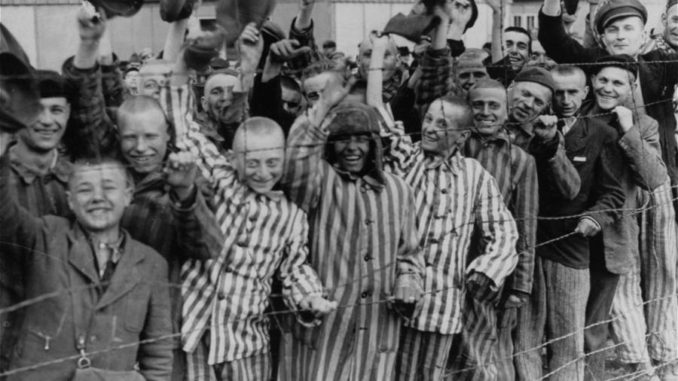 What U.S. Soldiers Saw When They First Liberated A Nazi Concentration Camp