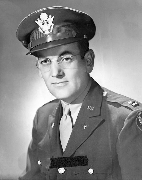 Glenn Military Uniform