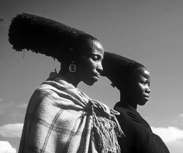 25 Vintage Portraits Of African Women With Their Amazing Traditional