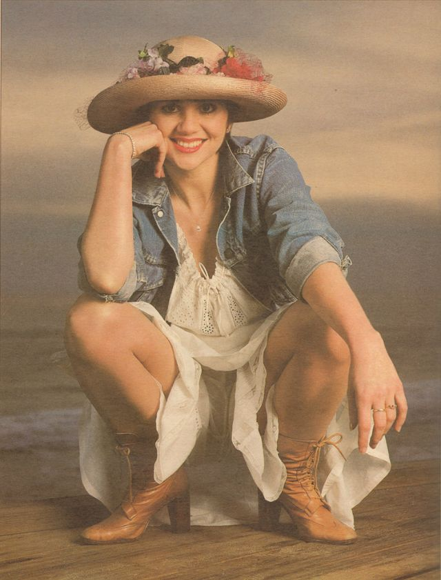 Long time linda ronstadt feet