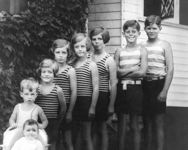 Kennedy Siblings Rosemary