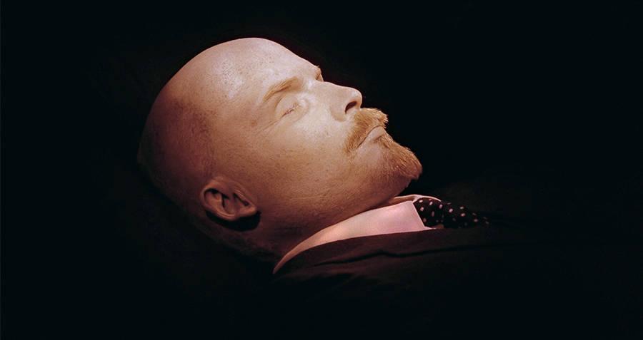 Lenin's Corpse