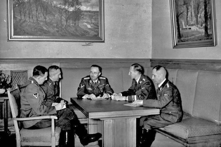 Nazi Meeting