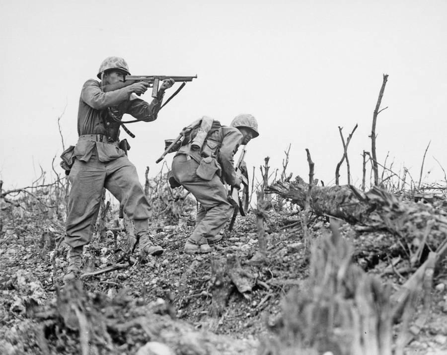 Okinawa Guns