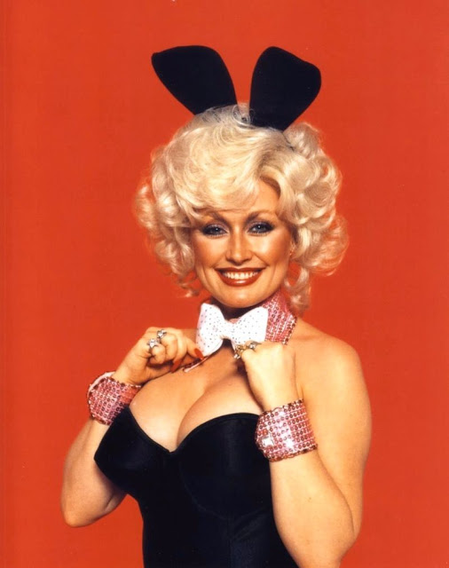 In 1978, Dolly Parton Becomes The First Country Singer To Pose For Playboy  Vintage -8422