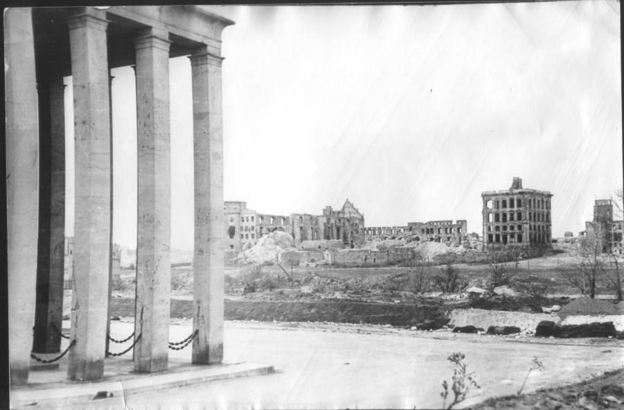 Afterwar Kaliningrad
