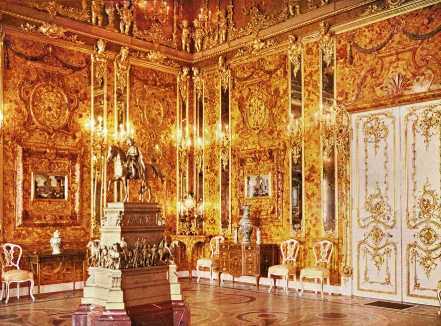 Amber Room Old