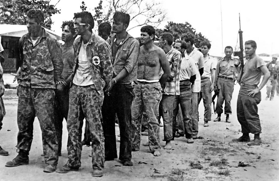 Bay Of Pigs Prisoners