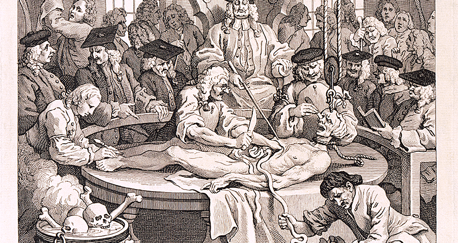 medicinal cannibalism