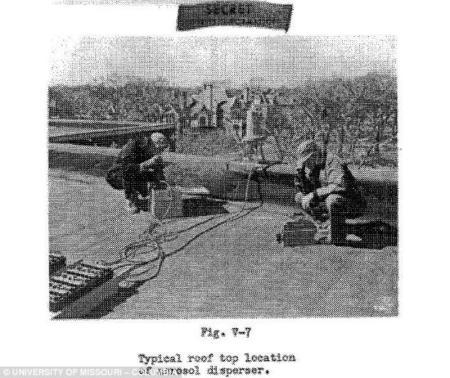 Radioactive Sprayer