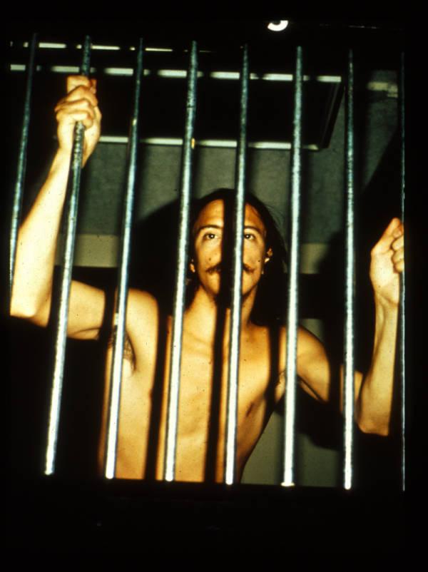Stanford Prison Experiment Bars