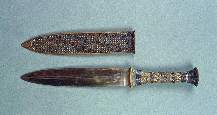 King Tuts dagger