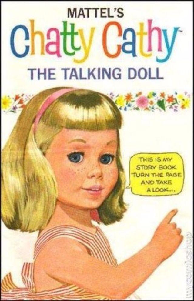 12 Popular Vintage Children's Toys of the 1960s | Vintage ...