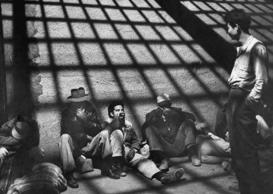 Deportees Cell