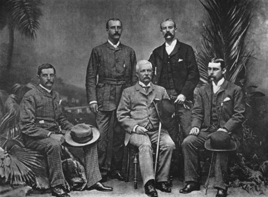 Emin Pasha Leaders