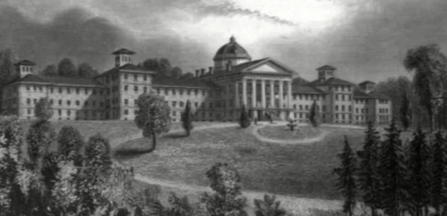 Jersey Trenton Psychiatric Hospital