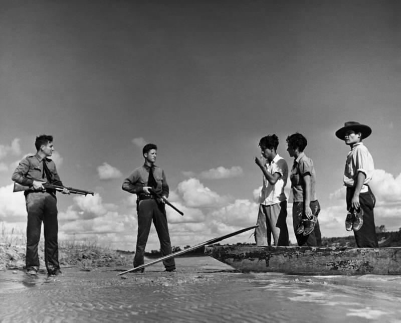 Rio Grande Crossing