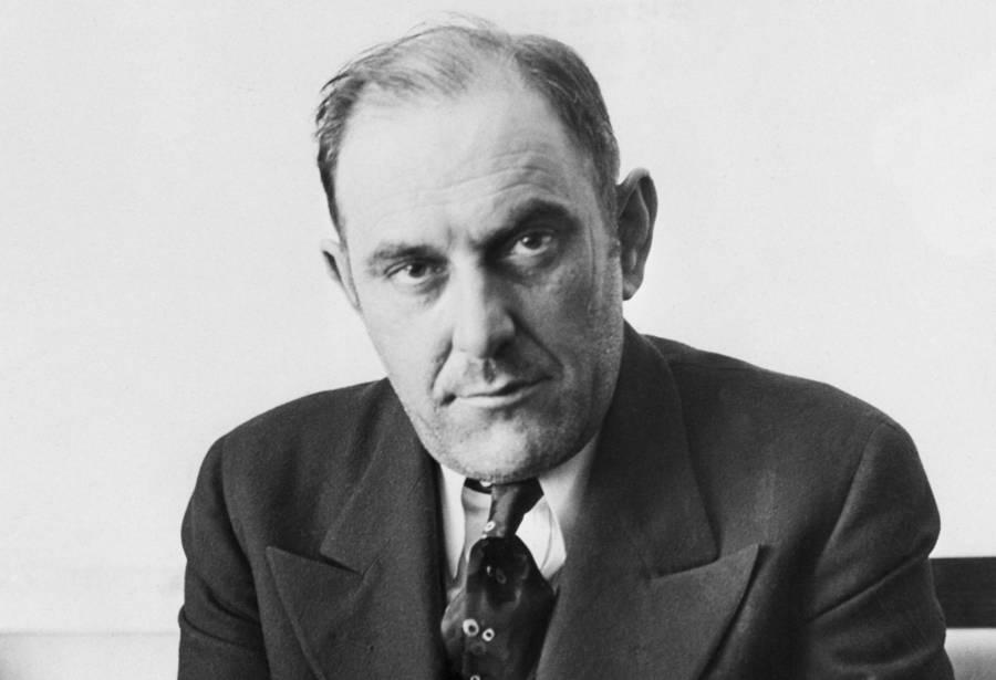 Victor Lustig Portrait