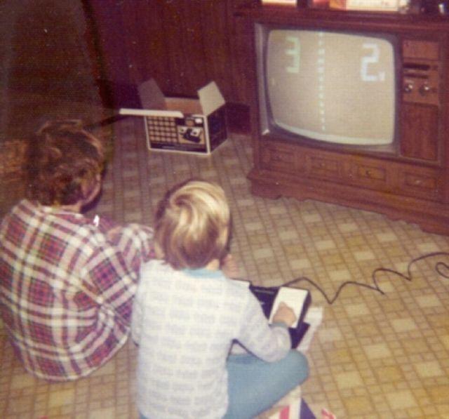 Old Vintage Kids Room