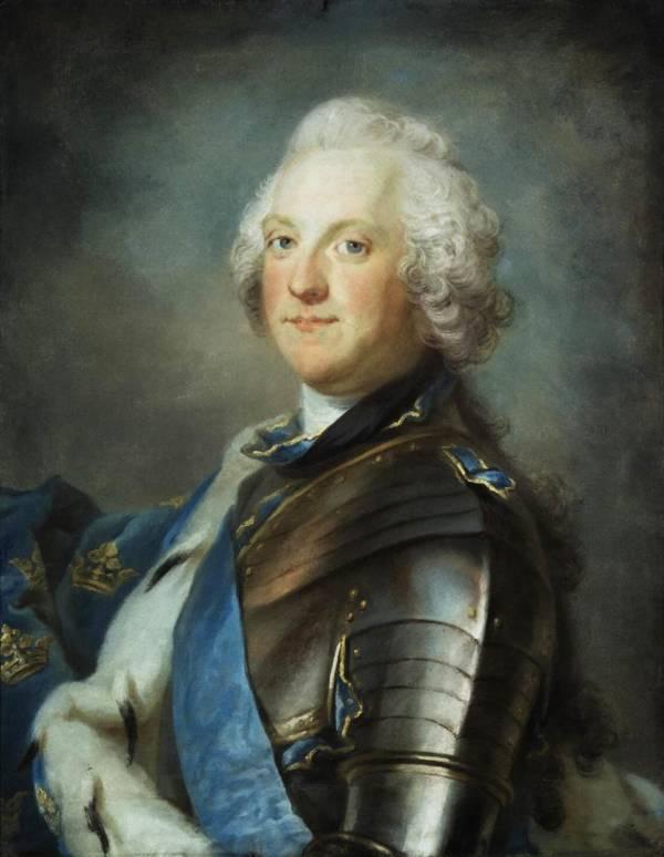 Adolf Frederick