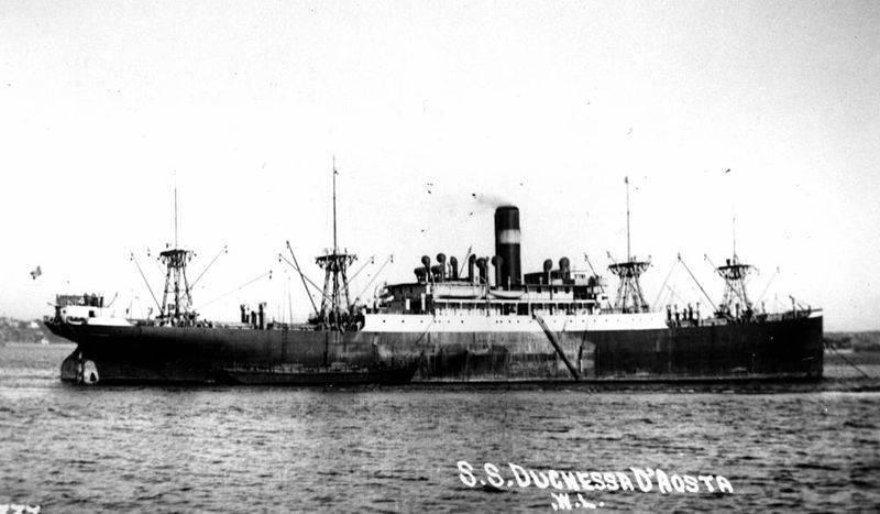 Duchess Ship
