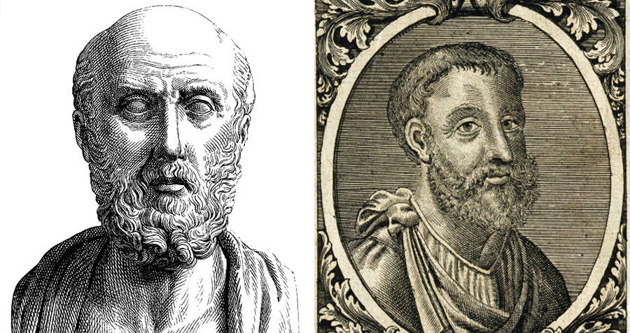 Hippocrates Galen