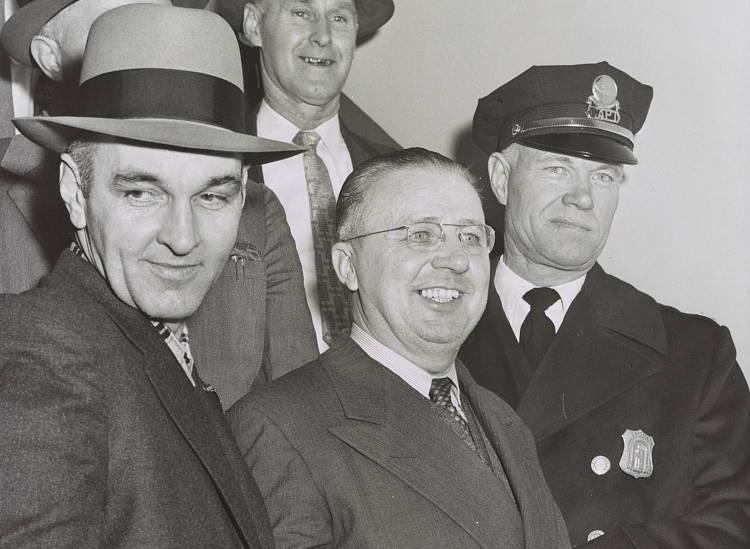 Mad Bomber George Metesky