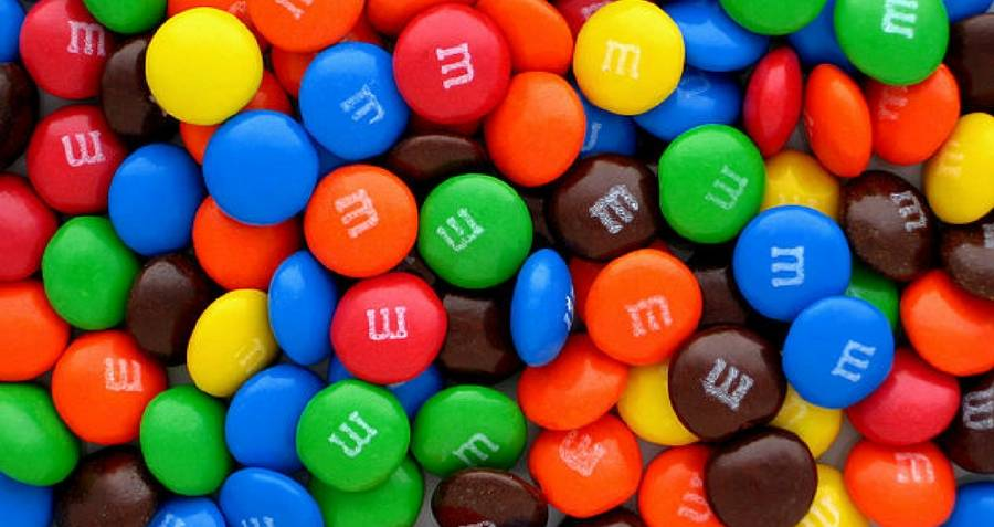 History Of M&Ms