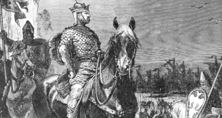 William Conqueror Horse