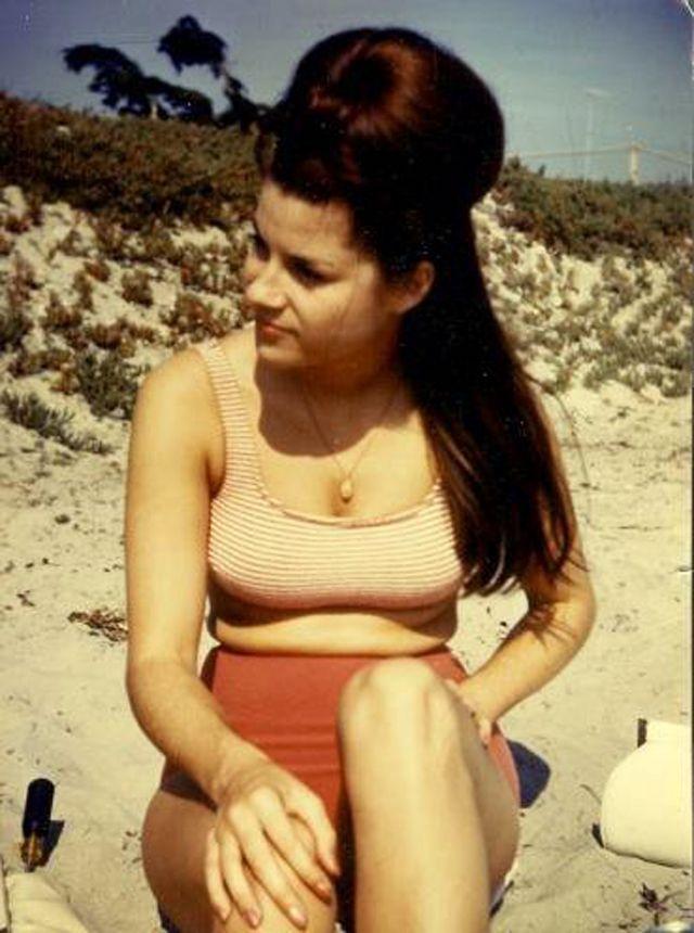 Beach Beauties Of The 60s: When Bikinis Were Wild And Stuffed