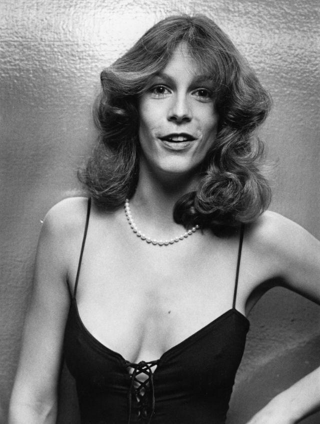 18 Vintage Photos of a Young Jamie Lee Curtis From in the