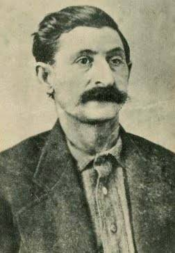 Big Nose George Parrott