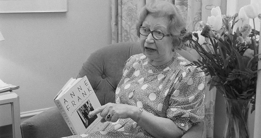 Miep Gies Book