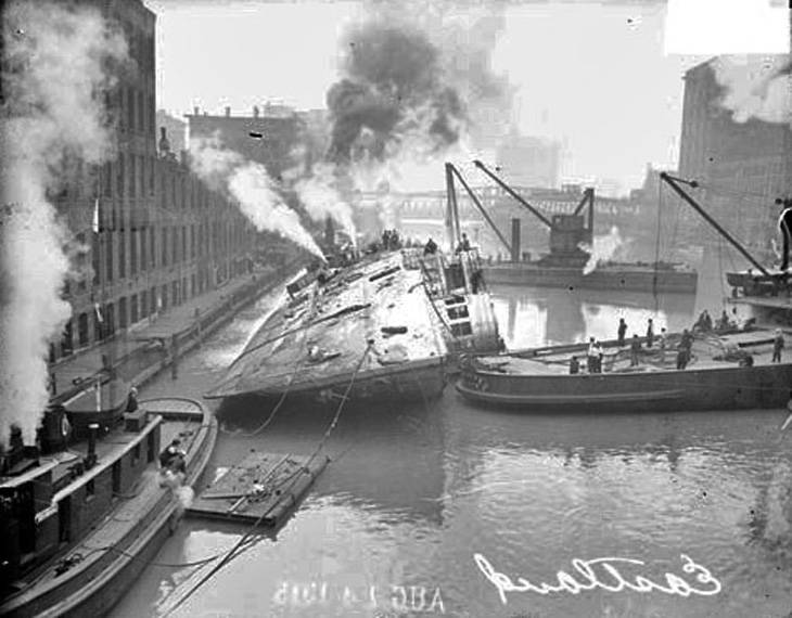 SS Eastland Disaster