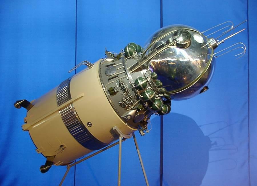 Vostok Spacecraft