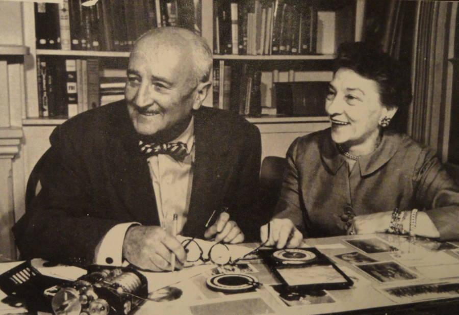 William And Elizebeth Friedman