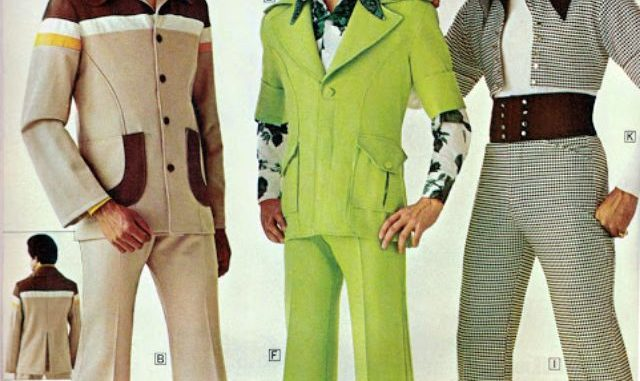 1380644706 In the 1970s Real Men Wore Flared Trousers and Flowery T-Shirts. How ...