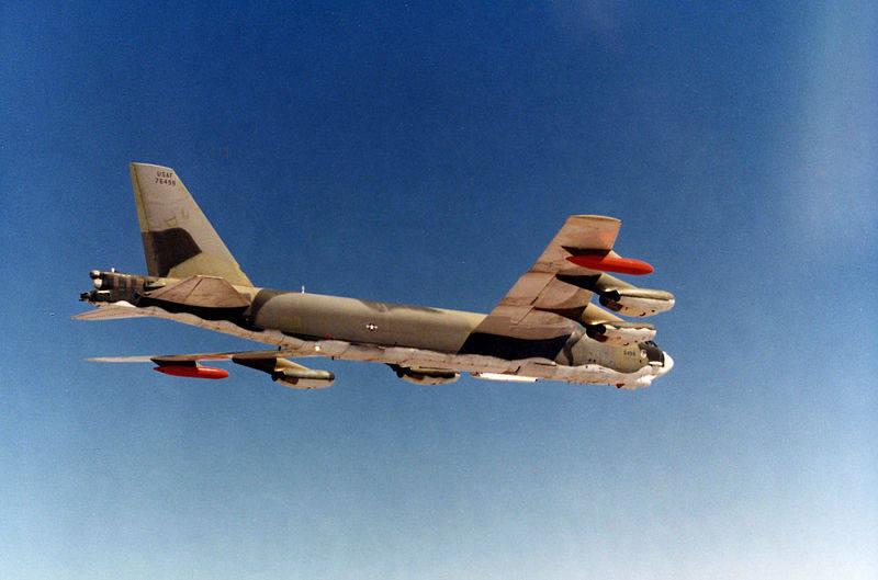 B 52G Statofortress