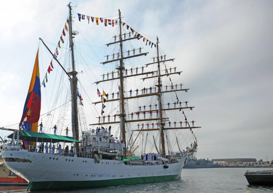 The Gloria Drug Smuggling Ship