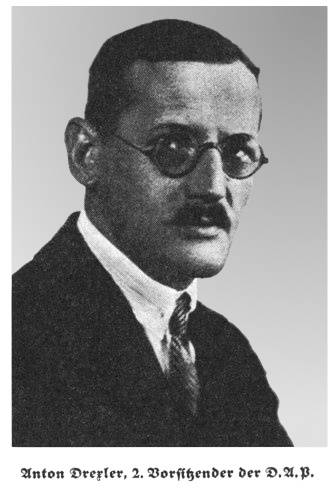 Anton Drexler Chairman