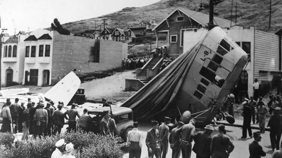 Daly City Crash