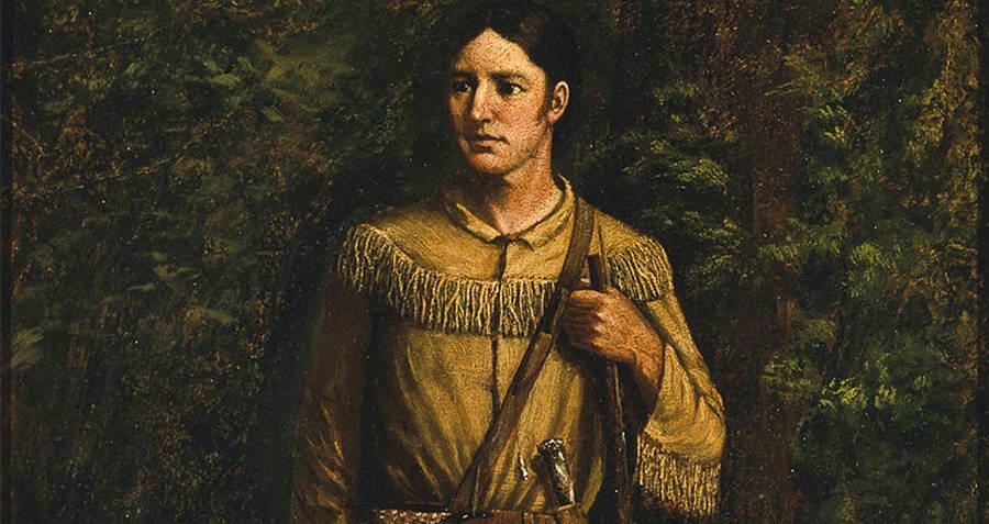 Davy Crockett Fringe Jacket